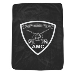 PMC Sweatshirt Blanket