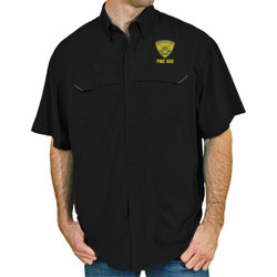 PMC Dad Performance Fishing Shirt