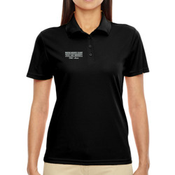 PMC Mom Performance Polo