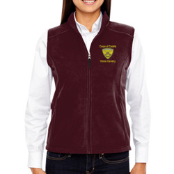 PMC Ladies Fleece Vest