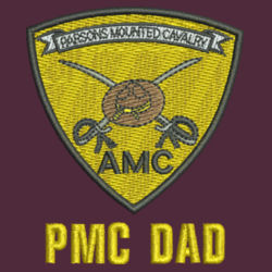 PMC Dad Dri-Mesh Pro Polo Design