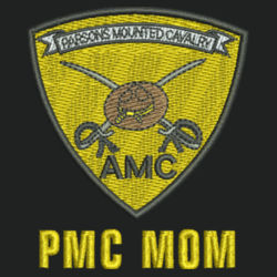 PMC Mom Dri-Mesh Pro Polo Design