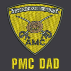 PMC Dad Journey Fleece Jacket Design