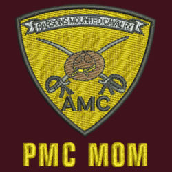 PMC Mom Journey Fleece Jacket Design